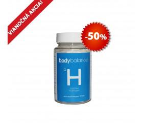 BODY BALANCE - so silným pH vodíkovým efektom, 80 tabliet