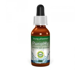 Young pHorever - pH Kvapky PuripHy 60ml, na alkalizáciu vodu