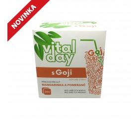 VITAL DAY s Goji - osvieženie na celý deň